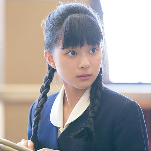 おさげの芳根京子
